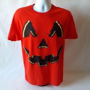 Fruit of the Loom jack-o'-lantern t-shirt